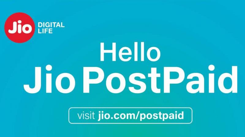 The all-new JioPostpaid will be available for subscription starting 15th May 2018.