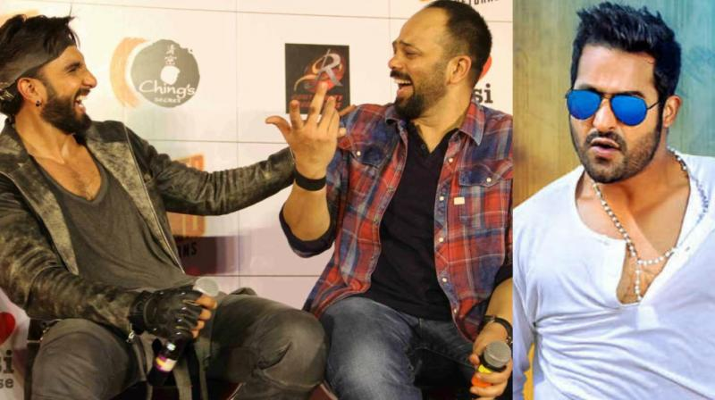 Ranveer Singh-Rohit Shetty's film will be based on Junior NTR's 'Temper.'