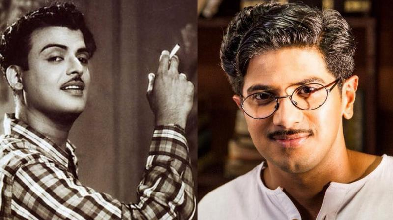 Dulquer Salmaan To Play Gemini Ganesan In Savitri Biopic
