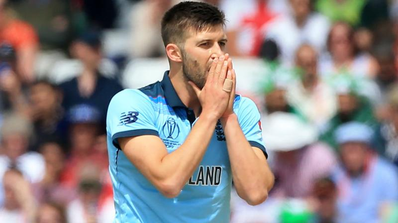 Wood, who reportedly has narrowly shaded teammate Jofra Archer for the fast delivery of the tournament so far at almost 96 mph (Photo: AFP)