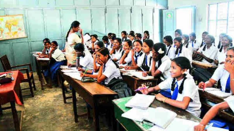 It also anticipates an impact on admissions if English medium is not implemented right from primary classes, as every parent expects a minimum of English language to be used in government schools.(Representational image)
