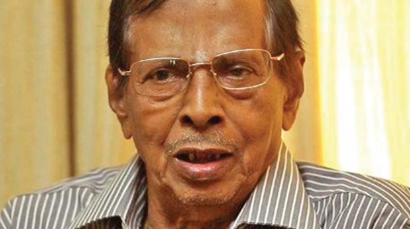 Veteran director CV Rajendran passes away at 81