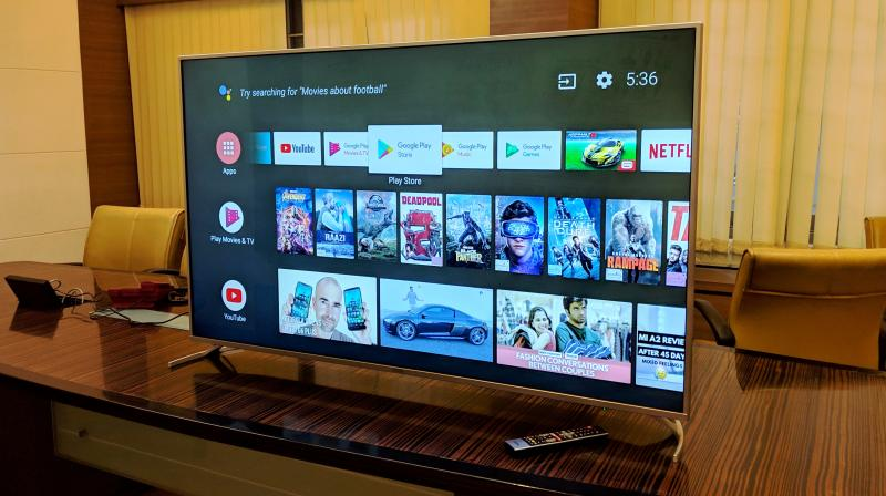 Onida 4K Android TV review: Pure Android smartness on a