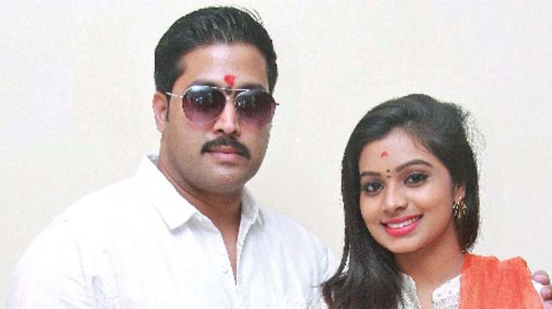 Jai Akash and Anisha