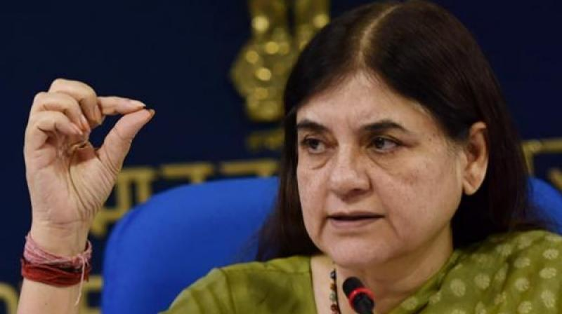 Women and Child Development Minister Maneka Gandhi. (Photo: PTI)