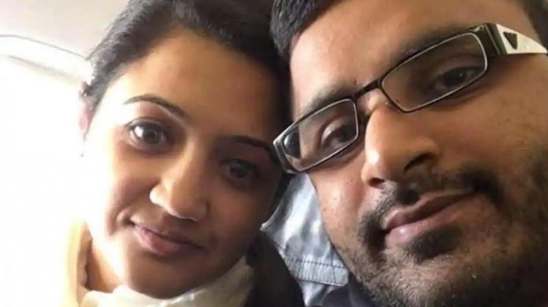 The husband of a 34-year-old Indian-origin pharmacist found dead in her home in Middlesborough, northern England, earlier this year has been found guilty of her murder.(Photo: Jessica Patel/Facebook)