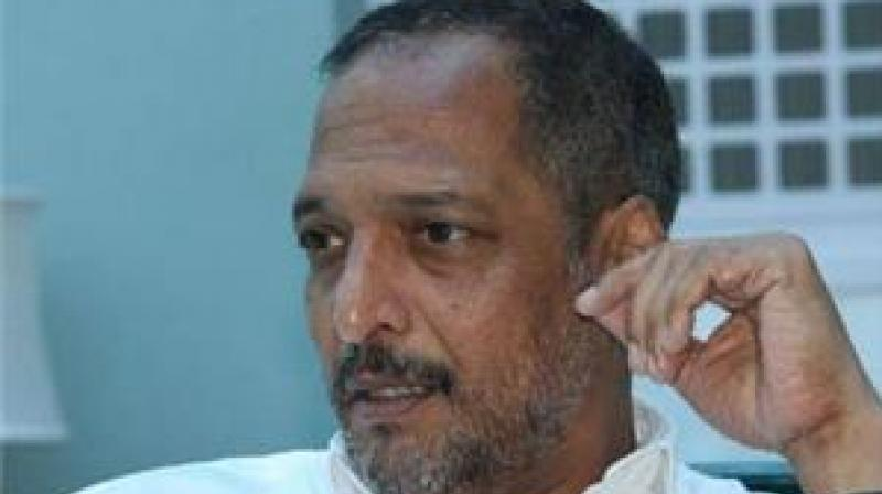 Nana Patekar added, 'Our democracy has survived for so many years in India. We should at least give credit to the Congress for that.' (Photo: PTI)