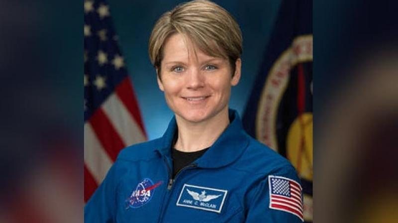 'There's unequivocally no truth to these claims. We've been going through a painful, personal separation that's now unfortunately in media,' McClain said. (Photo: nasa.gov)