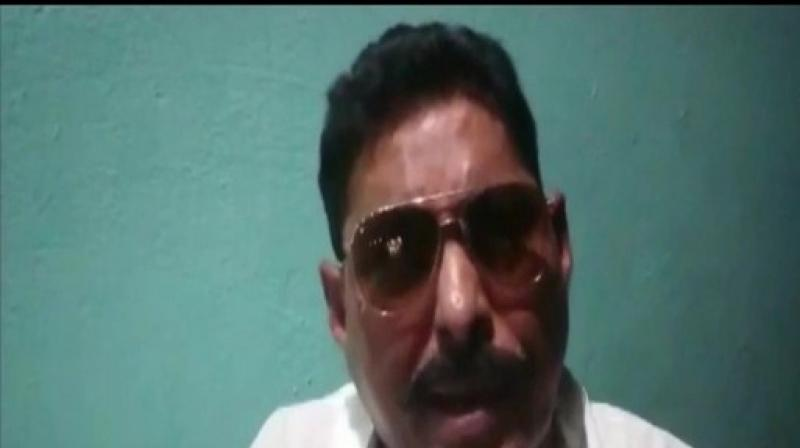 Controversial Bihar MLA Anant Singh, who surrendered before a Delhi in connection with a case lodged under Unlawful Activities (Prevention) Act (UAPA) against him, was brought to Patna on Sunday morning from the national capital, police said. (Photo: File)