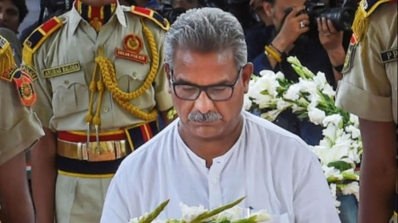 'The RSS is only in India and for India. It has no branch anywhere else in the world. Why is Pakistan angry with us? It means if it is angry with Sangh, then it is angry with India. The RSS and India have now become synonymous,' he said. (Photo: File | PTI)