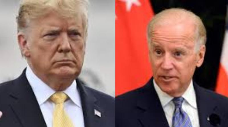 """Joe Biden on Wednesday said that US President Donald Trump has committed """"an impeachable offence"""" by asking Ukraine President Volodymyr Zelensky to initiate an investigation against the former US vice president. (Photo: File)"""