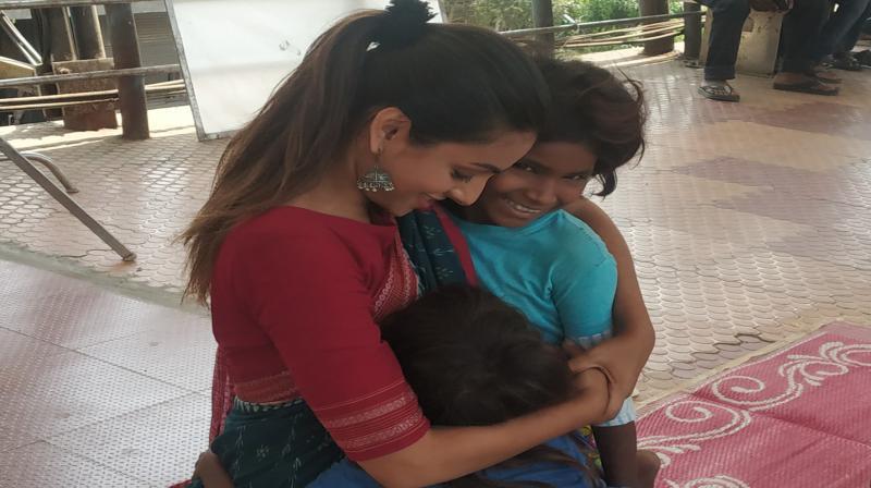 Haimanti Sen, a former teacher, took a step forward to make the lives of these kids better. (Photo: Haimanti Sen)