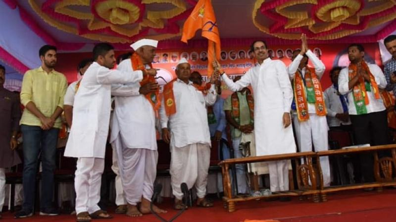 'He's more in forest': Uddhav Thackeray after younger son attends rally