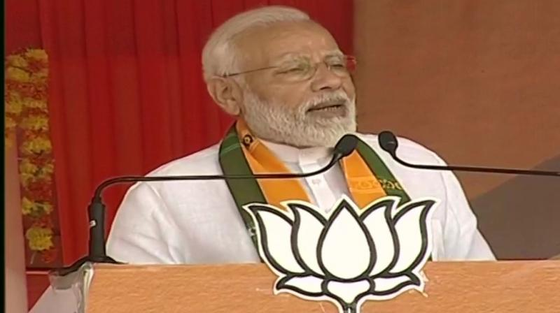 Congress never respected Indian cultures: PM Modi in Haryana