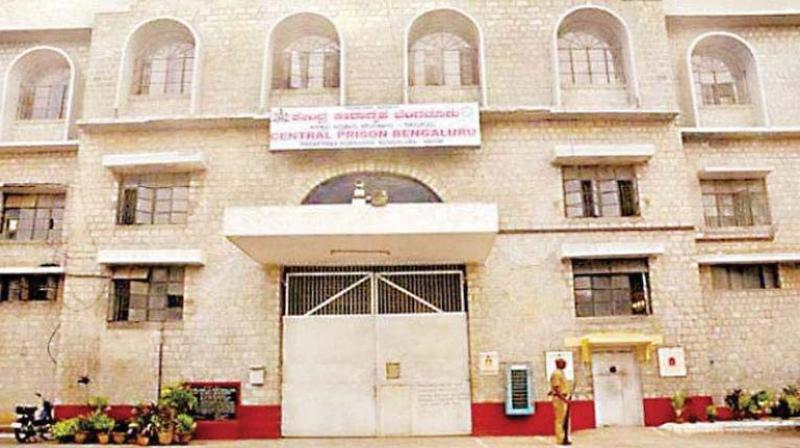 Parappana Agrahara, Central prison