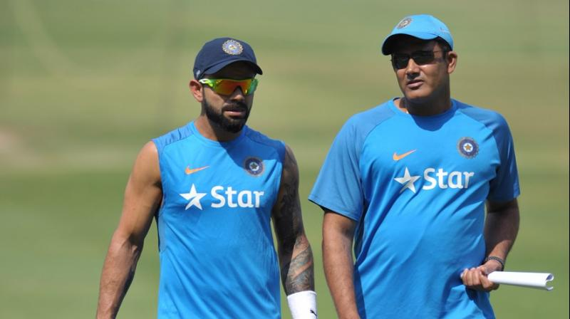 Anil Kumble presented a detailed proposal at a meeting held with CoA, along with the BCCI office-bearers. (Photo: AFP)