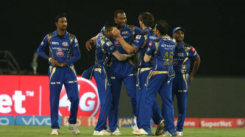 Mumbai Indians bowlers came out with a top class performance against Rising Pune supergiant to win their third IPL title. (Photo: BCCI)