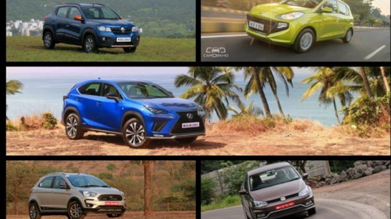 Now let's take a look at some of the most fuel-efficient petrol/hybrid cars we've driven this year.