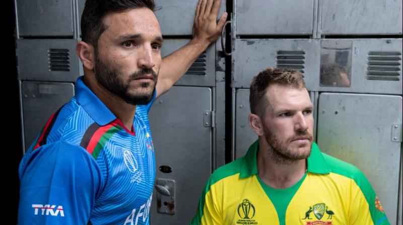 As expected former Australia captain Steve Smith and opener David Warner were both included for their first full major international match since they completed year-long bans. (Photo: Cricket World Cup/Twitter)