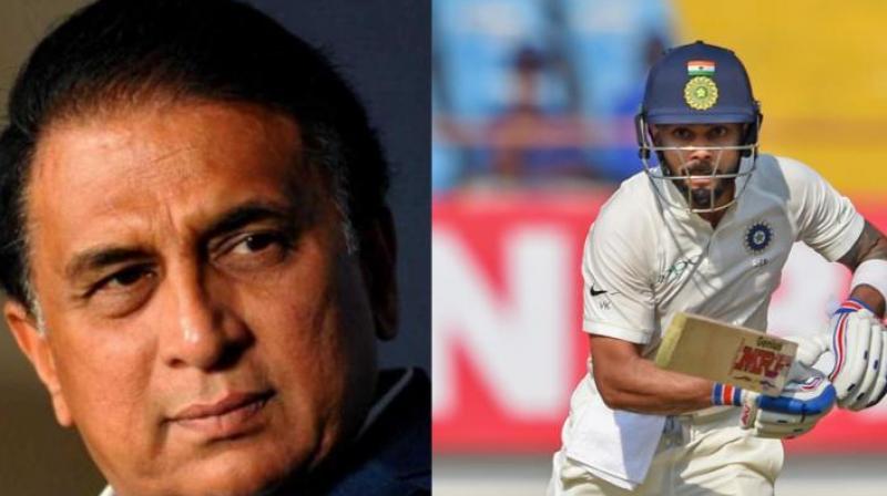 Gavaskar questions skipper Virat Kohli's position as skipper post World Cup exit