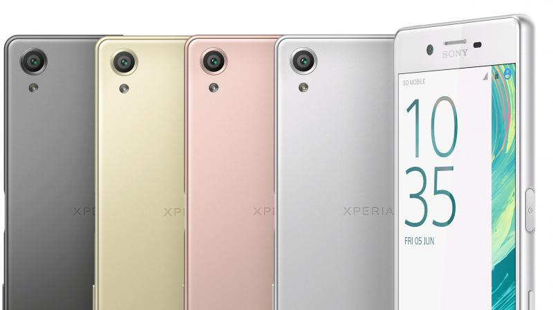 Apart from Xperia X and X Compact, Sony's Xperia X Performance and Xperia X Performance Dual-SIM are also receiving the Android 7.1.1 (Nougat) update.  (Image:Sony Xperia X smartphones)