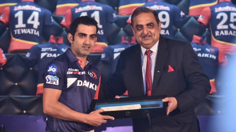 IPL 2018: Delhi Daredevils officially name Gautam Gambhir as their new captain