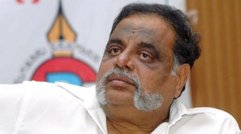 Known as a 'rebel star', Ambareesh had acted in over 200 films. (Photo: File)