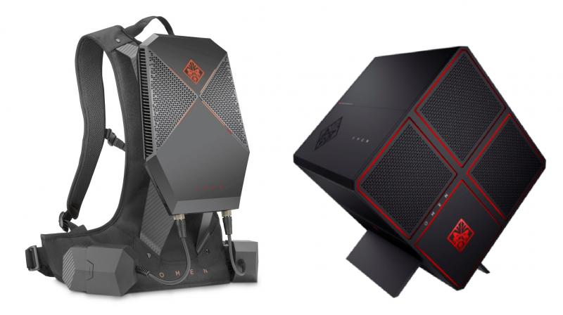 The OMEN X Compact Desktop is meant to be a hardcore gaming PC that can also be used conveniently for VR gaming.