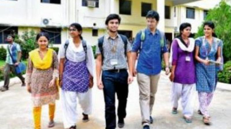 The deadline for joining engineering colleges/ courses after third allotment expired at 4 pm on Saturday (July 20). (Representional Image)