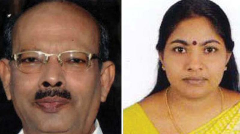 C.E. Chakkunni and V.Jayasree