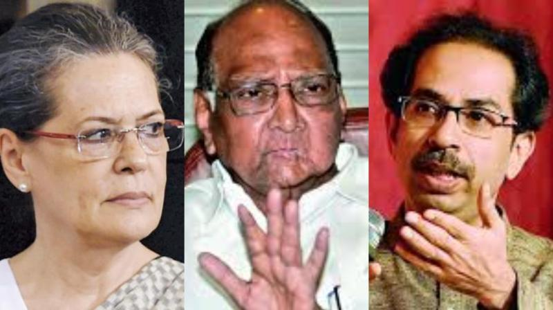 In phone call to Sonia Gandhi, Uddhav Thackeray sought Congress' support to Shiv Sena to form govt in Maharashtra, according to sources (Photo: FIle | ANI)