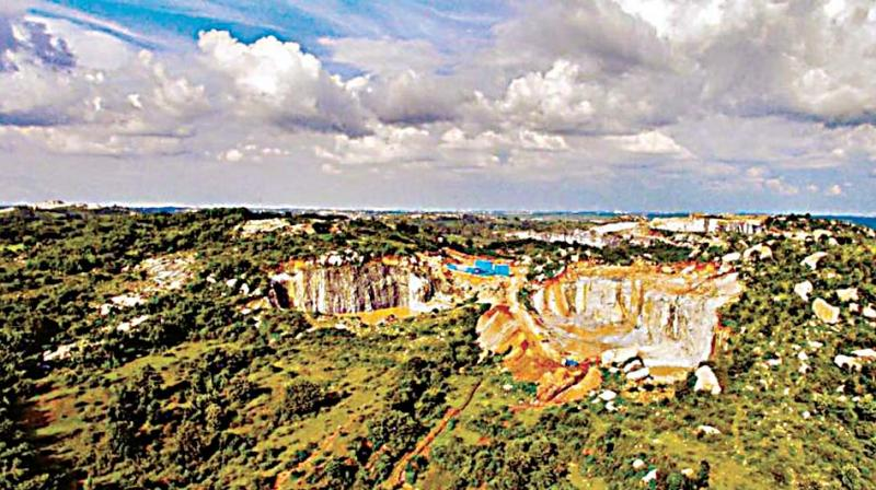 As per information provided by Indian Bureau of Mines, 21 state governments... have framed rules to curb illegal mining under the section 23C of the MMDR Act, 1957, Coal and Mines Minister Pralhad Joshi said. (Photo: Representational)