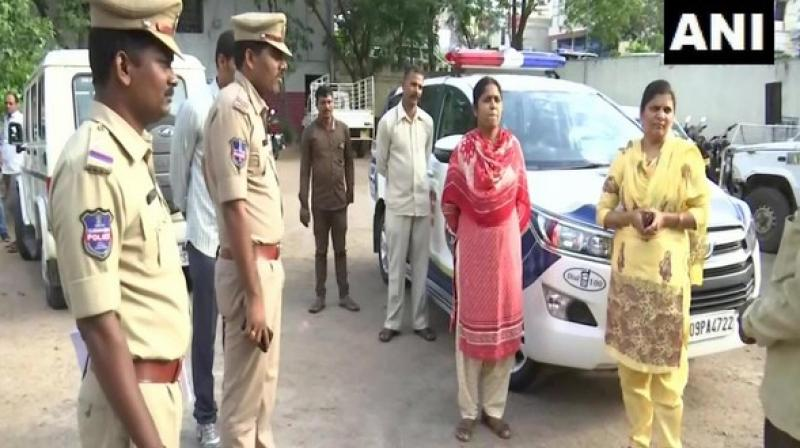 'We have been able to generate a fear of law among people in urban as well as rural areas, that gender determination of foetus is unlawful and punishable,' Shaikh Saleema, Additional Deputy Commissioner of Police said. (Photo: ANI)