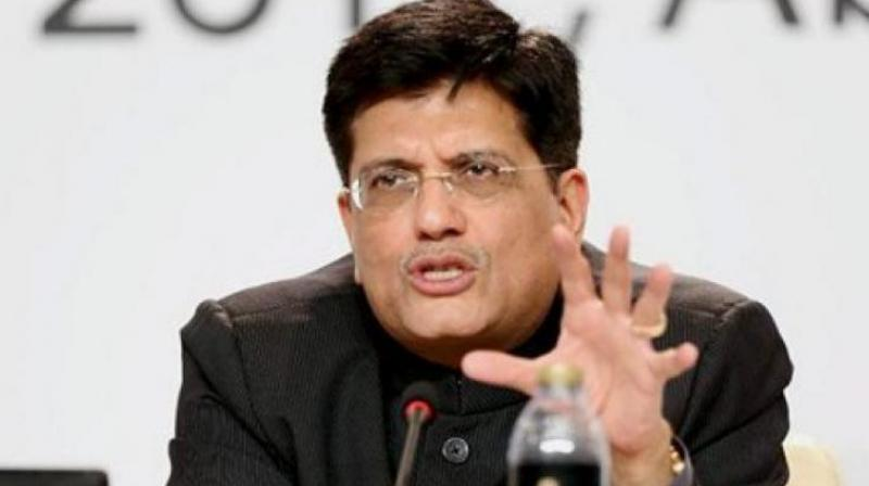 Commerce and Industry Minister Piyush Goyal. (Photo: File)