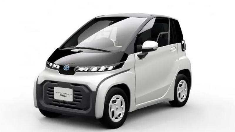 Toyota BEV could be the first electric vehicle (EV) under the Toyota-Suzuki partnership.