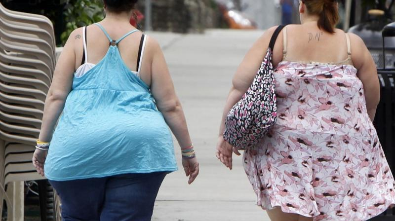 According to the study, middle-aged men with obese wives are likely to develop type-two diabetes than those with partners who are slimmer. (Photo: AP)