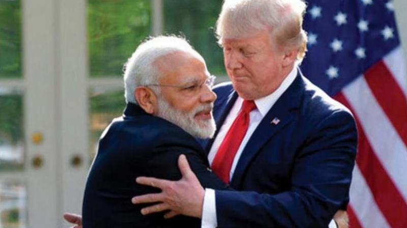Prime Minister Narendra Modi had invited US President Donald Trump for a bilateral visit to India during their talks in Washington in June 2017. (Photo: File)