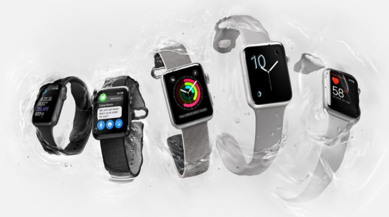 sports shoes 69a0c 892c6 Apple Watch 3 working independently from iPhone 8: report
