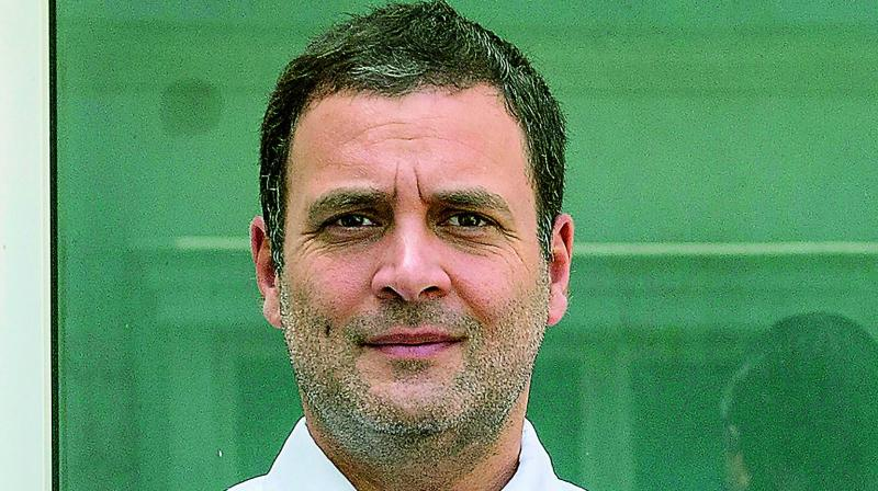 Rahul says party will decide his successor, not him