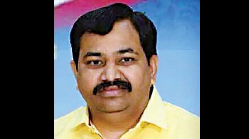 Sedam BJP MLA Rajkumar Patil Telkur is taking out a padayatra from Yanagundi to Chandriki to draw the CM's attention to various issues including the waiver of farmers' loans which the latter has 'failed' to implement.
