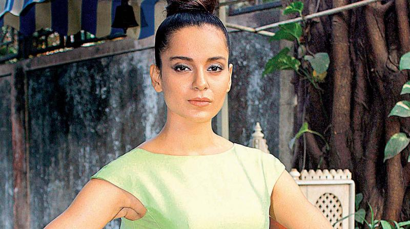 The strange case of Kangana Ranaut's run-in with Shabana Azmi over a petition to the Prime Minister for Deepika Padukone's safety just got more curious. (Photo: DC)