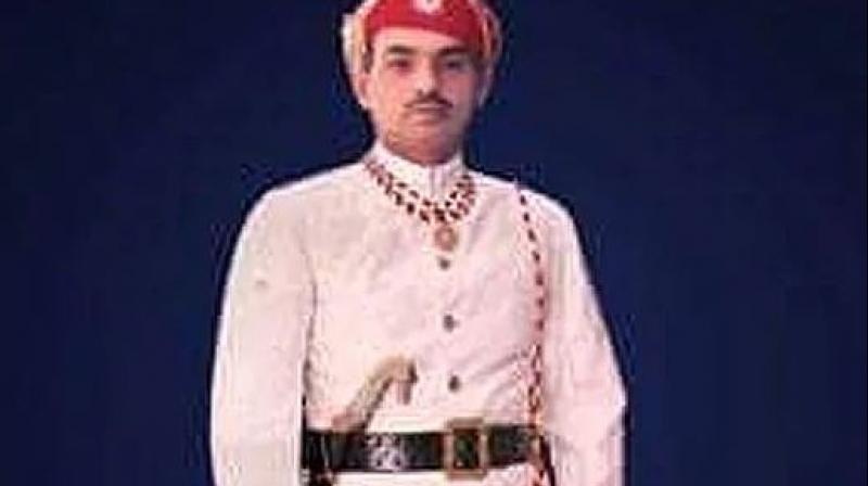 Mahendra Singh, a member of erstwhile Mewar-Udaipur royal family claimed on Monday to be a descendant of Lord Ram saying, 'I got to know through media that Supreme Court has apparently asked whether there were any descendants of Lord Ram in the world.' (Photo: Facebook)