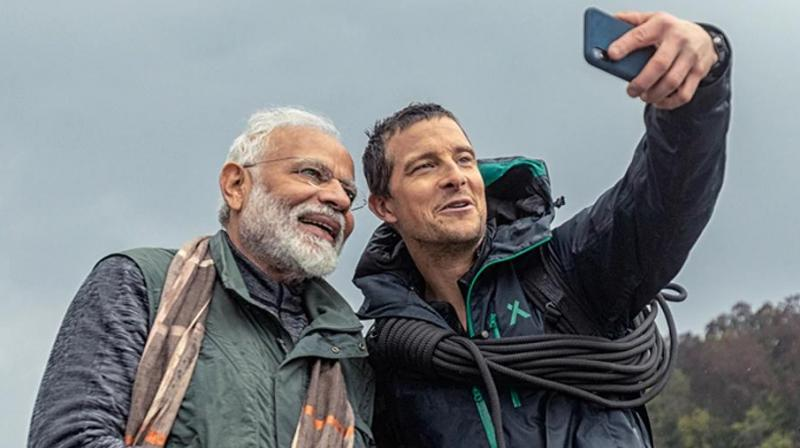 The episode was shot in Jim Corbett National Park in Uttarakhand and was a 'frank and freewheeling journey' that would throw light on wildlife conservation. (Photo: Twitter)