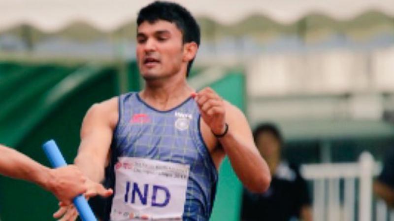 18-year-old sprinter Palinder Chaudhary commits suicide at JLN stadium, AFI shocked