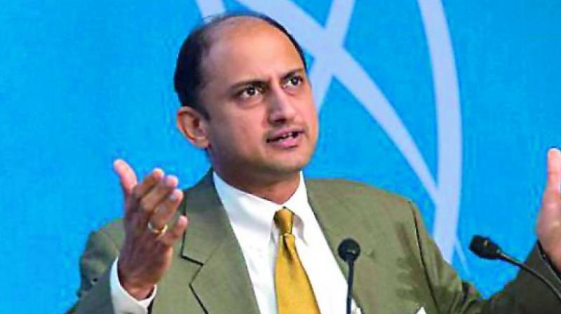 RBI Deputy Governor Viral Acharya.