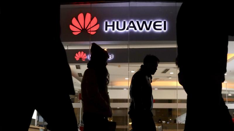 Huawei today continues to expand into new areas including chip development, artificial intelligence and cloud computing. (Photo: AP)
