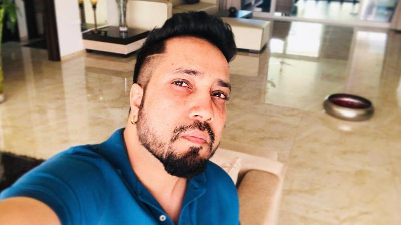 Mika Singh has sought consular access and the embassy staff is working on his case, Indian Ambassador to the UAE Navdeep Singh Suri was quoted as saying in the report. (Photo: Facebook Screengrab/ @MikaSinghOfficial)