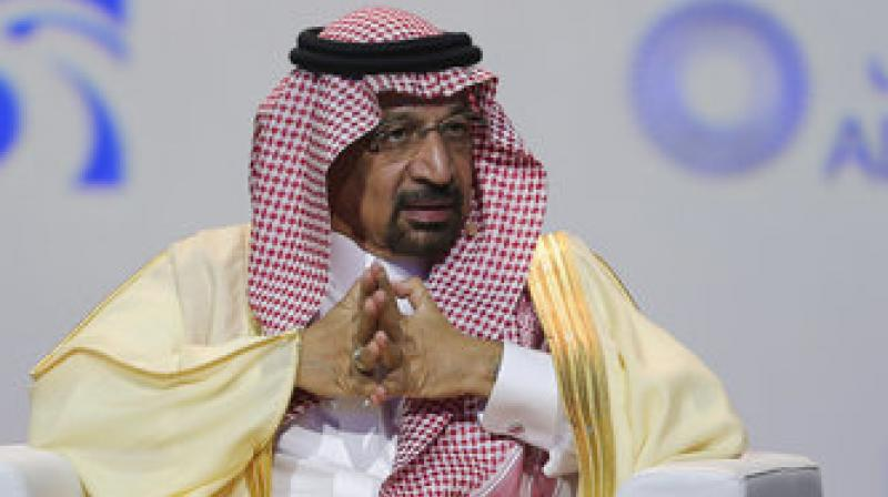 'We take the views of Prime Minister Narendra Modi seriously who (like US President Donald Trump) is equally vocal about the issue,' said Saudi oil minister Khalid Al Falih. (Photo: AP)