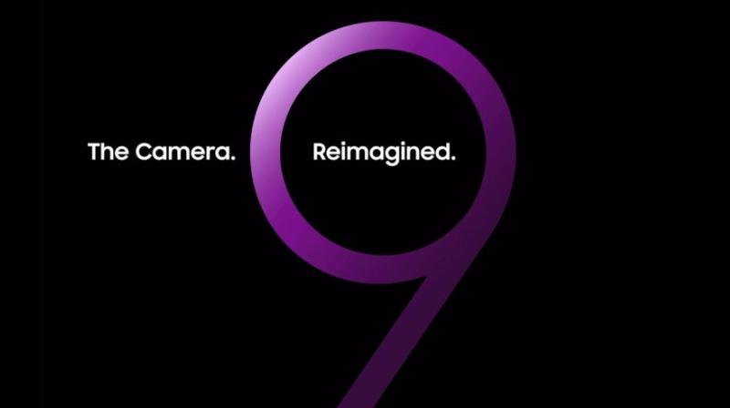 Samsung teases their next generation Galaxy S9 and Galaxy S9+ with new camera technology.