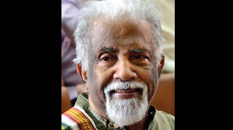 Eminent physicist ECG Sudarshan no more